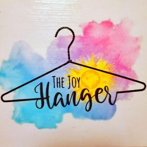 Welcome to my Closet, The JOY Hanger!